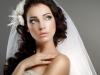 Young gentle bride